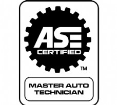 ASE_Certified(3) logo设计欣赏 ASE_Certified(3)汽车标志图下载标志设计欣赏