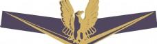Bertram yacht eagle logo设计欣赏 伯特伦游艇鹰标志设计欣赏