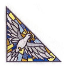 绣花 花边 鸟 几何 格纹 免费素材