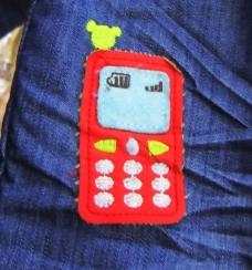 贴布 手机 免费素材