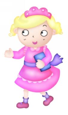超萌大头娃娃卡通手机壁纸 pchome手机壁纸