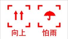 防雨标识图片