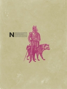 位图 插画 拼贴 动物 狼 免费素材