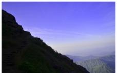 军峰山图片