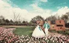 婚纱摄影图片