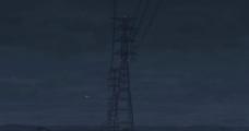 电压塔图片
