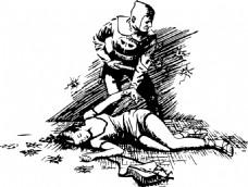 死女人和她的杀手