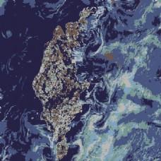 地球艺术从NASA 101-150(矢量)13页