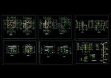 私宅设计建筑施工图