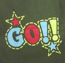 童装 T恤图案卡通文字 英文 色彩 免费素材