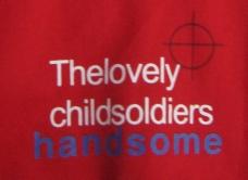 童装 T恤图案卡通文字 英文 字母 免费素材