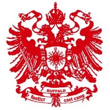 印花矢量图 T恤图案 徽章标记 秃鹰 盾牌 免费素材