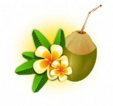 椰子鸡尾酒