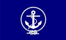海童军的旗帜
