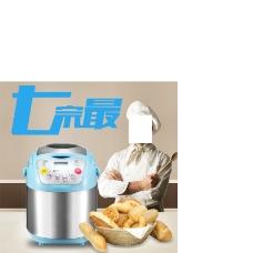 面包机海报