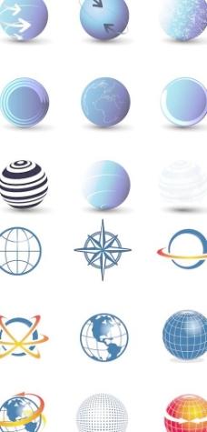 循环球图标