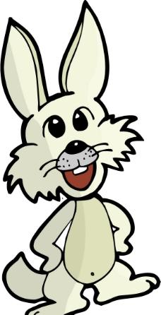 印花矢量图 动物 黄鼠狼