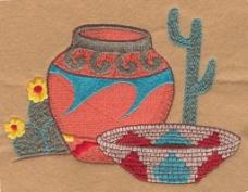 绣花 植物 花 花纹 花边 免费素材