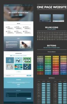 手机UI页面设计图片