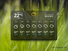 天气软件设计