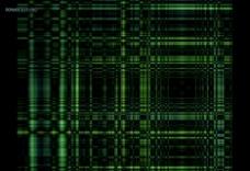 绿色栅格光效素材