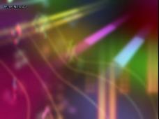 七彩光效视频素材