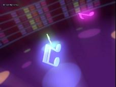 音符跳动视频素材