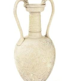 家居装饰品 工艺花瓶1(带贴图)