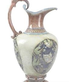 家居装饰品 古代盛酒(液体容器)器1(带贴图)