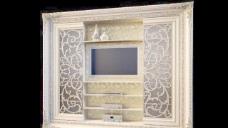 Bakokko TV stand Frame classic 家庭电视背景墙