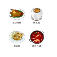 臺灣與北京美食