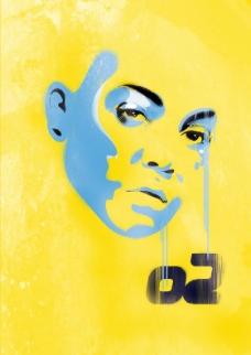 位图 人物 女人 色彩 黄色 免费素材