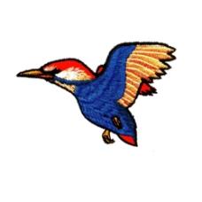 绣花 动物 鸟类 家纺 免费素材