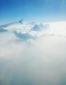 高空机翼图片