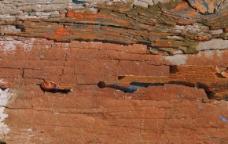 高清木质背景墙PPT模板