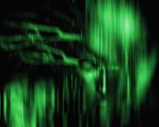 绿色梦幻背景
