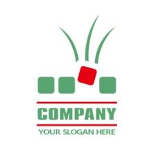 小草通用logo素材