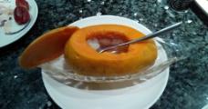 美味木瓜盅图片