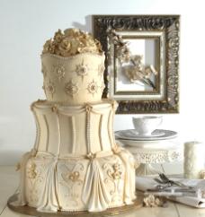 结婚蛋糕图片