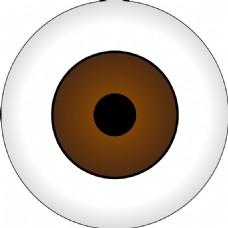 olhos castanhos /棕色的眼睛