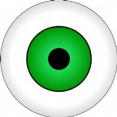 olhos维达斯/绿色的眼睛