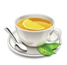 柠檬茶图片
