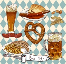 啤酒beer设计图片