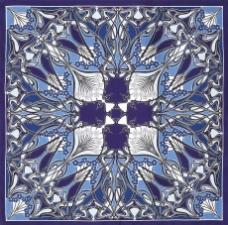 位图 丝巾图案 花纹 免费素材