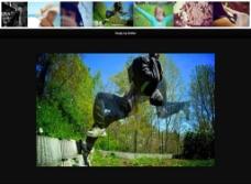 自适应屏幕相册代码图片