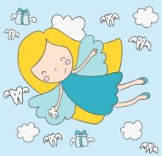 天使姑娘图片