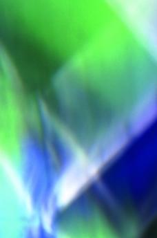 青色朦胧背景