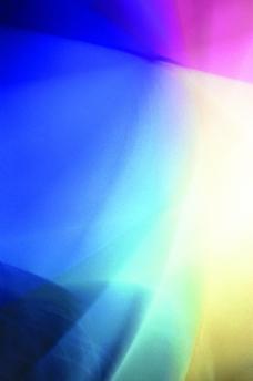 彩色光线背景