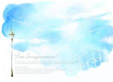梦幻炫彩海报
