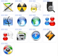 水晶系统桌面图标下载